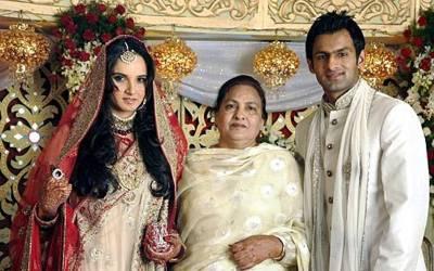 ثانیہ مرزا اور شعیب ملک کے گھر بیٹے کی پیدائش ، پاکستانی کھلاڑی کی والدہ کیا کرنے جا رہی ہیں ؟ بڑی خوشخبر ی آ گئی
