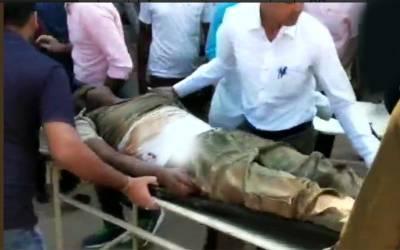 چھتیس گڑھ میں ماؤ باغیوں کا حملہ ،بھارتی سرکاری ٹی وی کے کیمرہ مین اور 2پولیس اہلکاروں سمیت 3افراد ہلاک