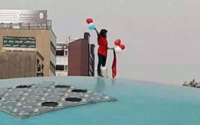 جبری حجاب کے خلاف ایران میں عوام ایک بار پھر سراپا احتجاج