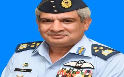 ایئرمارشل عاصم ظہیرپاک فضائیہ کے نائب سربراہ مقرر