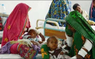 سول اسپتال مٹھی میں غذائی کمی ودیگرامراض سے4 بچوں کاانتقال ،رواں سال527 بچوں کا انتقال ہوا