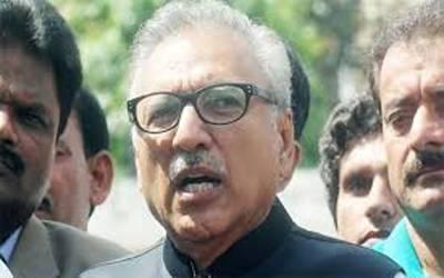 پاکستان کی سیکیورٹی صورتحال انتہائی بہتر،اس سال 25 لاکھ سیاح گلگت بلتستان آئے ہیں، صدرمملکت