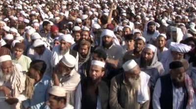 جے یو آئی (س)کے سربراہ مولانا سمیع الحق کی نماز جنازہ ادا کر دی گئی