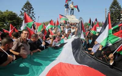 عالمی برادری فلسطینیوں کی تحریک آزادی کی حمایت کرے: حماس