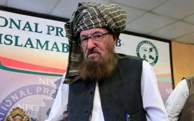 ممتازعالم دین مولانا سمیع الحق کے قتل کامعاملہ، پولیس نے مقتول مولانا کے2 ملازمین کو پوچھ گچھ کے بعدچھوڑدیا