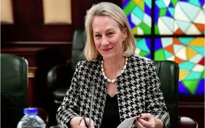 امریکی نائب وزیر خارجہ آج پاکستان پہنچیں گی