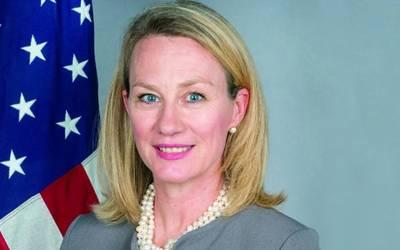 امریکی نائب وزیر خارجہ ایلس ویلز اہم دورے پر پاکستان پہنچ گئیں