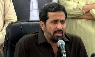مولانا سمیع الحق کا قتل دہشتگردی نہیں بلکہ ۔ ۔ ۔ پنجاب کے وزیراطلاعات کے اعلان نے نیا ہنگامہ برپا کردیا، ہرکوئی دانتوں میں انگلیاں دبائے رہ گیا