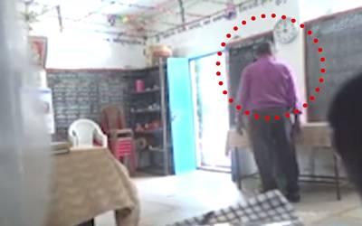 خاتون اور مرد ٹیچر کلاس روم میں انتہائی شرمناک کام کرتے رنگے ہاتھوں پکڑے گئے، ویڈیو لیک ہوگئی