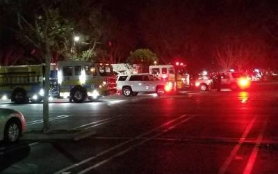 کیلیفورنیا کے ڈانس کلب پر حملہ ،فائرنگ سے 12 افراد ہلاک ،درجنوں زخمی ،حملہ آور بھی مارا گیا