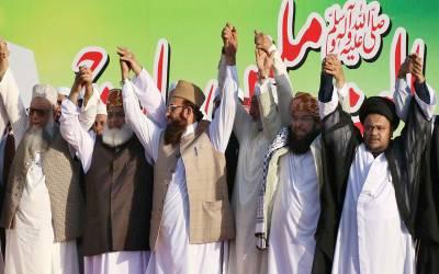 بیرونی دباو پر کیا جانے والا فیصلہ قبول نہیں :مولانا فضل الرحمان