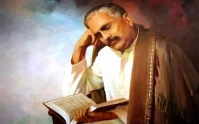 مفکر پاکستان شاعر مشرق علامہ محمد اقبال کا 141 واں یوم پیدائش آج منایا جارہا ہے