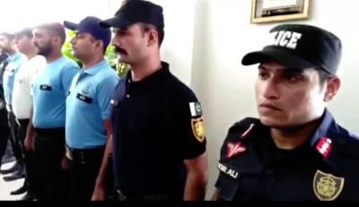 پنجاب کے بعد سندھ پولیس نے بھی یونیفارم تبدیل کرنے کا فیصلہ کر لیا ، کس طرح کا ہوگا ؟ تصویر اور ویڈیو سامنے آ گئی