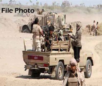 یمنی فوج کا دمت شہر میں نئے ٹھکانوں پر کنٹرول ،تمام بارودی سرنگیں بھی ناکارہ بنادیں