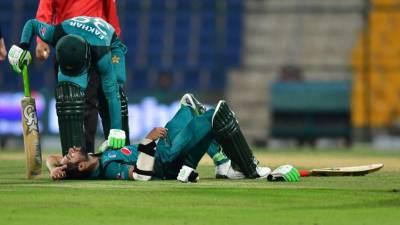 امام الحق سر پر گیند لگنے سے زخمی ، سٹی سکین کی رپورٹ آ گئی ، اب سر کی حالت کیسی ہے ؟ بڑی خبر آ گئی
