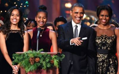 ''شادی کے ابتدائی سالوں میں حاملہ نہیں ہوپارہی تھی تو اوباما نے مشورہ دیا کہ ۔ ۔ ۔'' امریکی تاریخ کی پہلی سیاہ فام خاتون اول مشعل اوباما کا ایسا انکشاف کہ پوری دنیا حیران رہ گئی