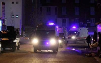 ترکی،فوجی اڈے پر ناقص گولہ بارود کے ذخیرے میں دھماکہ ،25فوجی زخمی ،7لاپتہ