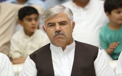 وفاق میں عہدے ملنے والوں کے رشتے داروں کو کابینہ میں شامل نہیں کیا جائے گا،محمود خان