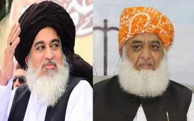 لاہور ہائیکورٹ،مولانا فضل الرحمان اور خادم حسین رضوی کیخلاف غداری کی درخواست ناقابل سماعت قرار