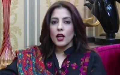 پیپلز پارٹی احتساب سے بھاگنے والی نہیں،حکومت کے پاس ثبوت ہیں تو پھر ہاتھ کیوں نہیں ڈالتی :پلوشہ خان کا چیلنج