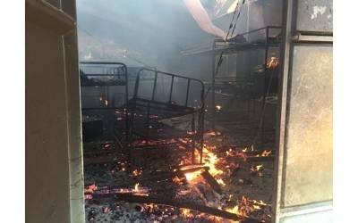 یوگنڈا میں ناراض طالب علم نے سکول کو ہی آگ لگادی، 11 بچے ہلاک