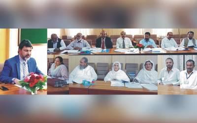 تعلیمی بورڈ ڈیرہ غازی خان کے ملازمین کی ترقی اورآ ئی ٹی سٹاف سروس سٹر کچر کی منظوری