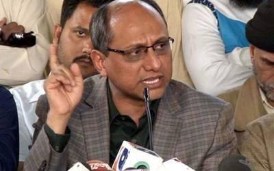 کراچی میں تجاوزات کے خلاف آپریشن جاری رہے گا، وزیر بلدیات سندھ سعید غنی