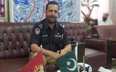 افغانستان نے ایس پی طاہر داوڑ کا جسد خاکی پاکستان کے حوالے کردیا