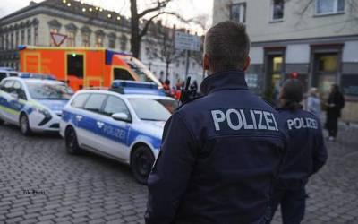 مشکوک سرگرمیوں کے باعث اسلامی تنظیم کے مرکز پر جرمن پولیس کے چھاپہ ،اہم ریکارڈ قبضے میں لے لیا