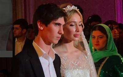 مہنگی ترین شادی، ارب پتی شخص کی بیٹی دلہن سسرال والوں کے لیے 4کروڑ روپے کے کپڑے جہیز میں لے کر پہنچ گئی