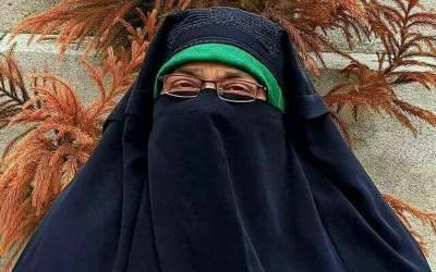 بھارتی سیکیورٹی اداروں نے دختران ملت کی سربراہ آسیہ اندرابی کے خلاف چارج شیٹ جمع کرا دی