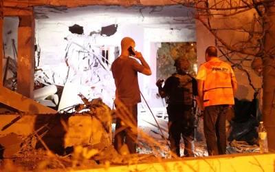 اسرائیل پر مزائلوں کی بارش کر دی گئی