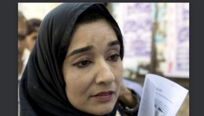 ڈاکٹر عافیہ سے 3سال سے ملاقات نہیں کروائی گئی :فوزیہ صدیقی