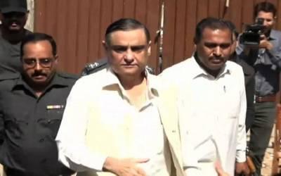 احتساب عدالت نے ڈاکٹر عاصم حسین کو علاج کیلئے بیرون ملک جانے کی اجازت دیدی