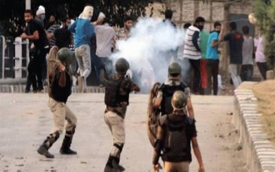 مقبوضہ کشمیر میں بھارتی فوج کی فائرنگ سے 2 نوجوان شہید