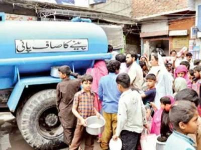 کراچی کے شہریوں کے صبر کا پیمانہ لبریز ہوگیا، احتجاج شروع