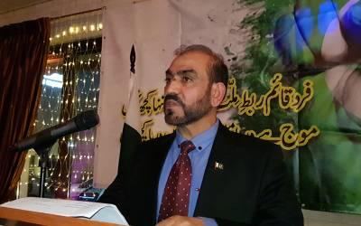 اوورسیز پاکستان بلوچ یونٹی کے سربراہ ڈاکٹر جمعہ خان امریکی کراچی میں چینی قونصلیٹ پر حملے کی شدید مذمت