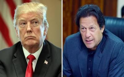 وزیراعظم عمران خان کو امریکی صدر کا خط ، افغانستان میں امن کے قیام کیلئے کردار ادا کرنے کی درخواست