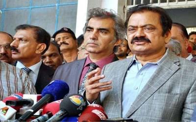 عمران خان حکومت چلانے میں ناکام ہو گئے ہیں، رانا ثنا اللہ