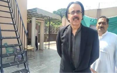 رپورٹر سے بدتمیزی کیس، ڈاکٹر شاہد مسعود14 روزہ جسمانی ریمانڈ پر جیل منتقل
