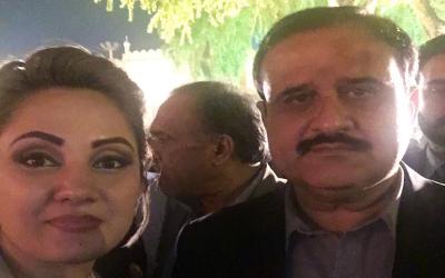 عمران خان کے قبل از وقت انتخابات کے بیان سے متعلق کیا کہیں گے ؟ عثمان بزدار نے اس سوال پر غریدہ فاروقی کو کیا جواب دیا؟ جان کر آپ بھی دنگ رہ جائیں گے