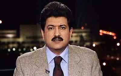پاکستان میں پارلیمانی نظام کیخلاف سازشیں ہورہی ہیں :حامد میر