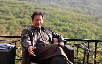 علامہ خادم حسین رضوی کو کیوں گرفتار کیا؟ بالآخر عمران خان نے امریکی اخبار کو انٹرویو میں اصل حقیقت بیان کردی