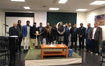بارسلونا میںپنجابی شاعر ارشد اعوان کے شعری مجموعہ : بلھے دا پنجاب :کی تقریب پزیرائی اورمحفل مشاعرہ