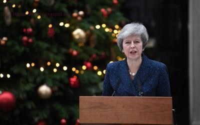 """تحریک عدم اعتماد ،برطانوی پارلیمنٹ """"یوٹرن"""" یوٹرن """"کے الفاظ سے گونج اٹھی"""
