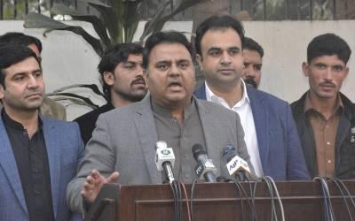 آصف زرداری اور نوازشریف کی سیاست ختم ہوچکی،پیپلزپارٹی اور ن لیگ کواپنے اتحاد کا نام ''ٹھگ آف پاکستان''رکھناچاہیے: فواد چوہدری