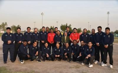 کویت کرکٹ ایسوسی ایشن کے زیراہتمام پانچ روزہ لیول 1 ایمپائرنگ کیمپ کا انعقاد