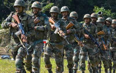 بھارتی فوجیوں کو افسر نے گھٹیا راشن کھلا دیا، 5کیخلاف رشوت لینے کا مقدمہ
