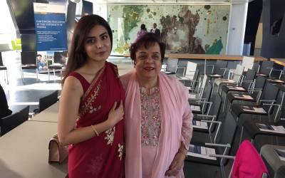 فیصل واوڈا کے صحافیوں کے ساتھ تلخ رویے پر شیریں مزاری کی بیٹی ایمان زینب وفاقی وزیر پر برس پڑیں ، کھری کھری سنا دیں