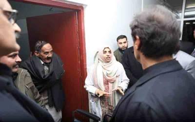 وزیراعظم کا پولی کلینک ہسپتال کا دورہ،غیرحاضرایم ایس ڈاکٹر شاہد حنیف کو تبدیل کرنے کا فیصلہ